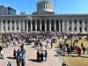 Columbus Ohio Statehouse Protesters