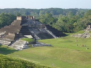 Comalcalco Ruinas