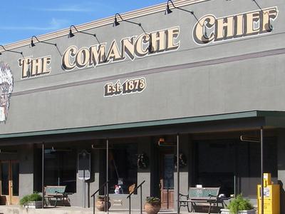 Comanche  Chief  2 0 0 8