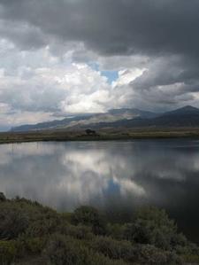 Comins Lake, Nevada
