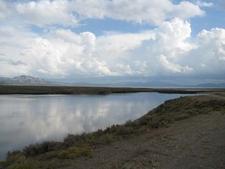 Comins Lake Overlook