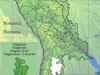 Location Of Comrat In Moldova