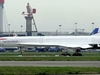 Concorde  G-BOAB In Storage At Heathrow