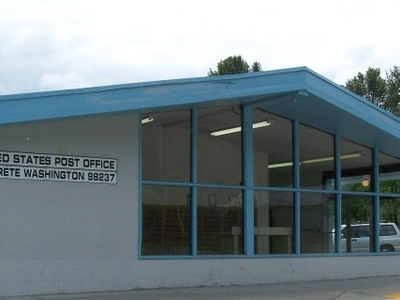 Concrete Post Office
