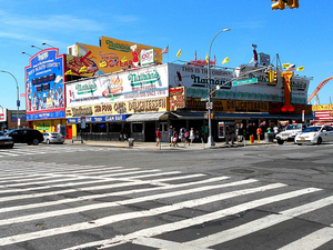 Coney Island - Then and Now Fotos
