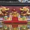 Confucius FuZiMiao In Nanjing