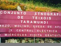 Conjunto de Teixois etnográficos de Taramundi