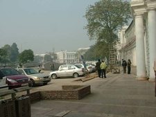 Connaught Place In December - New Delhi