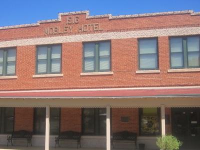Conrad  Hilton  Mobley  Hotel