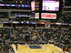 Interior During A Pacers Game