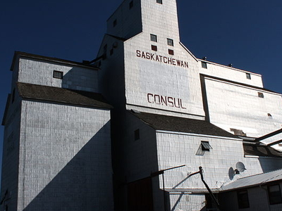 Consul Saskatchewan Wheat Pool