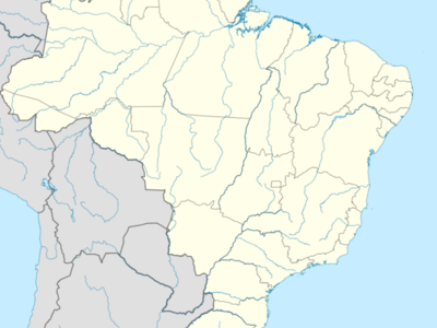 Contagem Is Located In Brazil