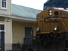 Conyers  Depot  Train