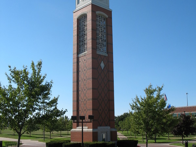 Cook  Carillon  Tower