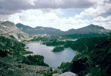 Cook Lake - Bridger Teton