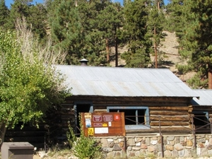 Coon Cabin Creek Group Campground
