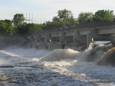 Coon  Rapids  River  Dam     Coon  Rapids  2 C  Minnesota