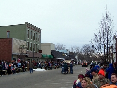 Coopersville Main St