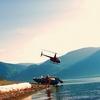 Copter Ride Over Lake Teletskoye