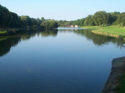 Corby  Boating  Lake