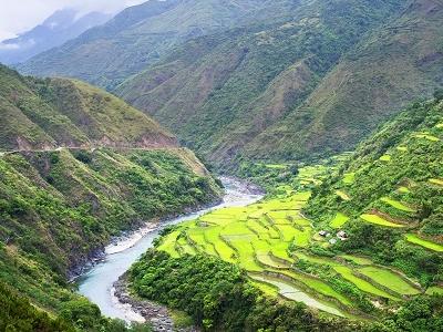 Cordillera Rice Terraces