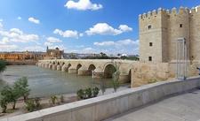 Cordoba Cityscape With Bridge - Spain