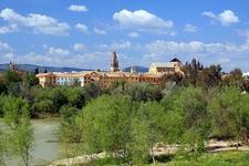 Cordoba Landscape In Spain