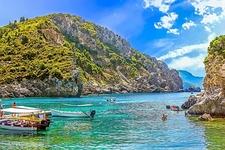 Corfu - Kerkira - Coastline