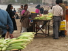 Corn Vendors On Chowpatty Beach