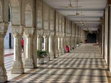 Corridor Around The Sarovar