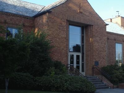 Corvallis   Benton  Public  Library
