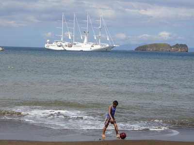 A Beach In The Guanacaste Province