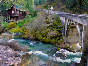 Cosumnes River