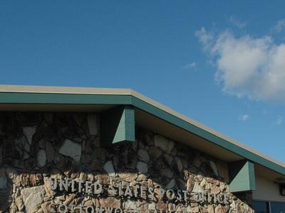Cottonwood  Post  Office