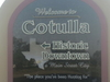 Cotulla  Sign