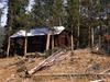 Cougar Creek Patrol Cabin - Yellowstone - USA