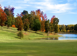 Country Club de Birmingham - Curso 1