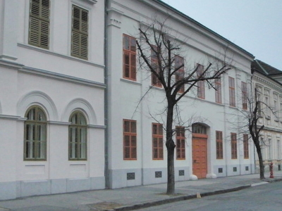 County Archives, Székesfehérvár