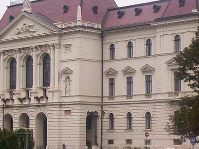 County Hall-Veszprém