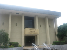 Courthouse Of Bienville Parish Louisiana