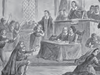 Court Trialof Witches