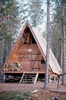 Cove Patrol Cabin - Yellowstone - USA