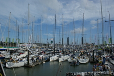 Cowes Yacht Haven During Cowes
