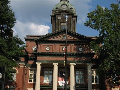 Coweta  County  Courthouse