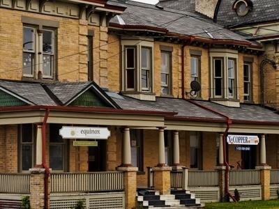 Cox  Terrace  Peterborough  Ontario