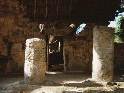 Cozumel Ruins - Quintana Roo - Mexico