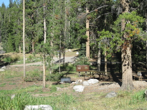Crazy Creek Horse Camp
