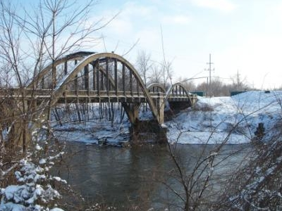 Creamery  Bridge  Osawatomie