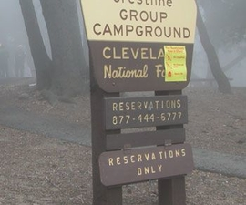 Crestline Group Campground