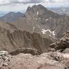 Crestone Peak Seen From Kit Carson